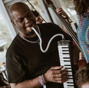 GroundUp Music Festival by Josh Holliday of Shaun Martin