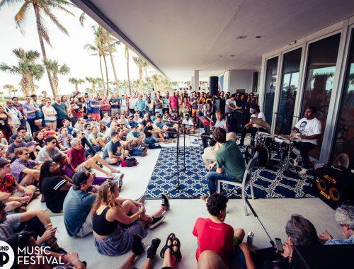 GroundUP Music Festival workshop