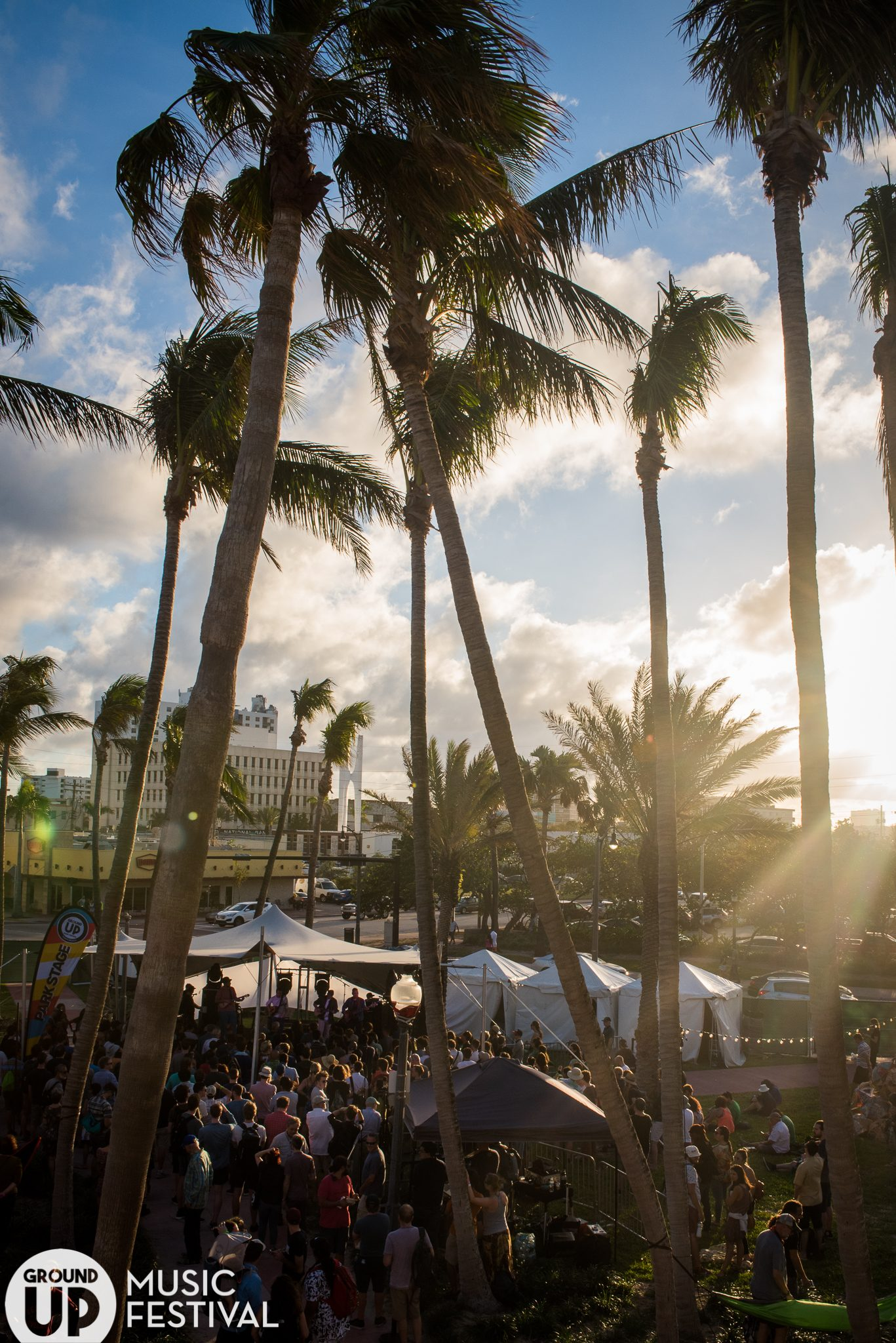 GroundUP Music Festival in Miami