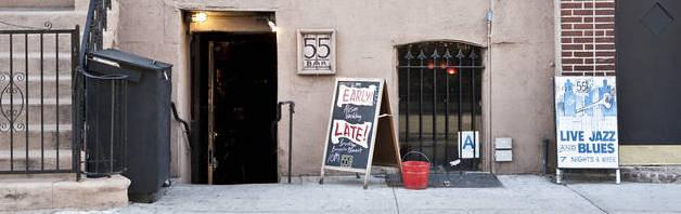 55 Bar New York City