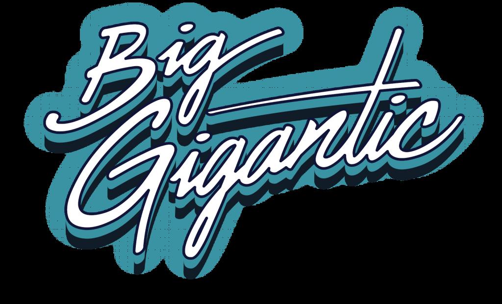 Big Gigantic EDM Band's logo