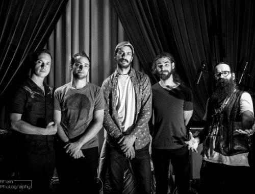 Felix Pastorius and Hipster Assassins press photo