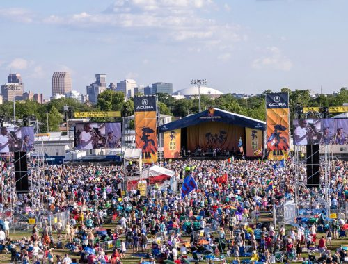 New Orleans Jazz Fest postponed 2020