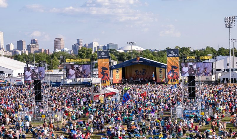 New Orleans Jazz Fest postponed 2020