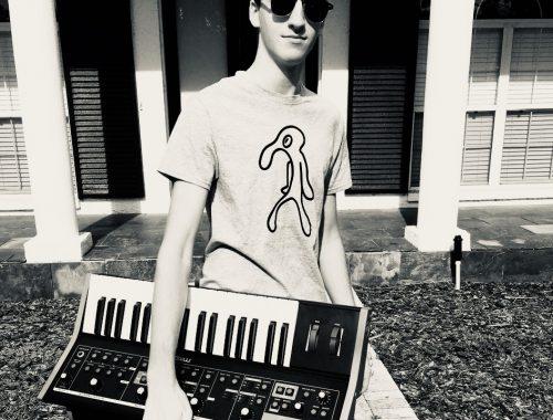 Jonathan Huber musician