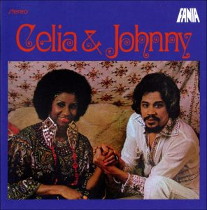 Celia Cruz album Celia and Johnny
