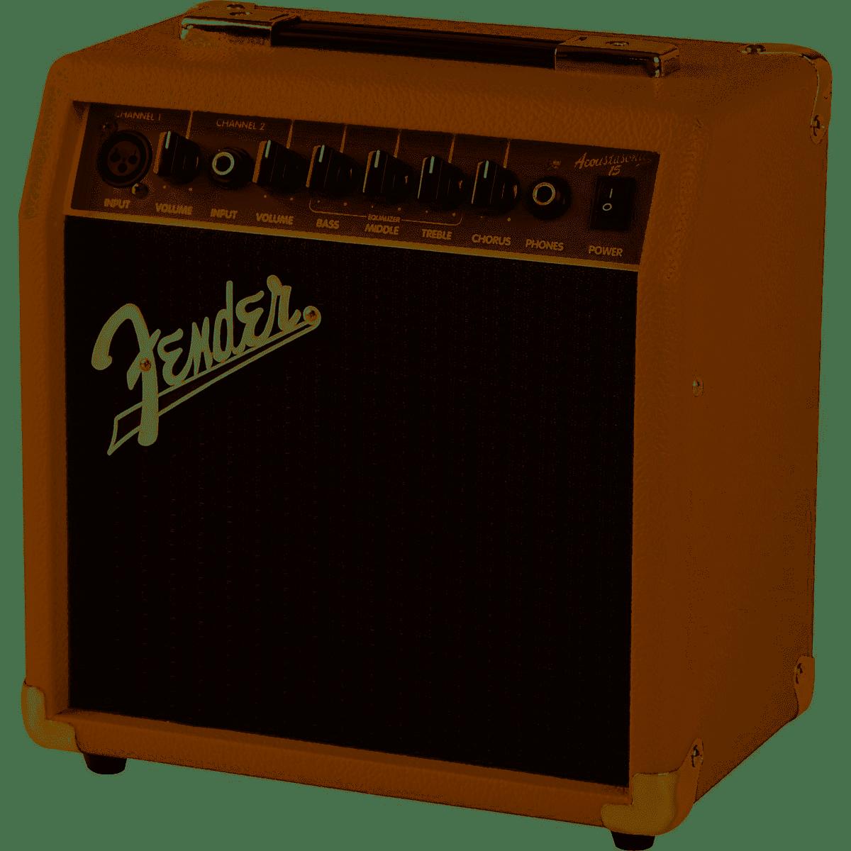 Fender Acoustasonic 15w Guitar Amp Review