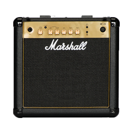 Marshall MG15 Combo Amp w/Reverb Review