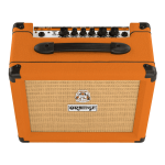 Orange Crush 20 Guitar Amp Review