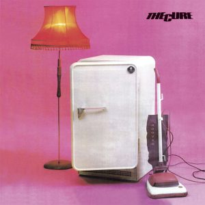 The Cure three imaginary boys album