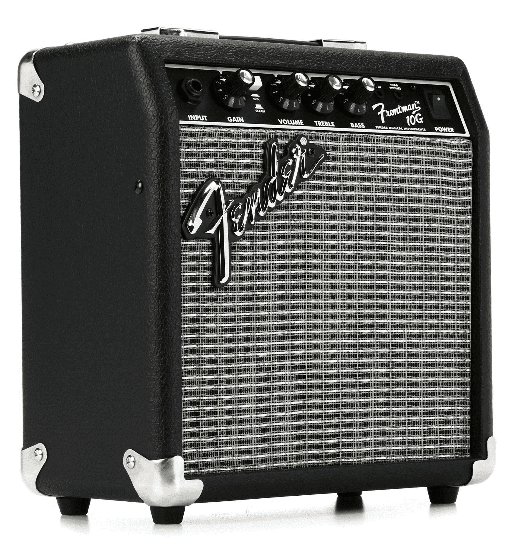 Fender Frontman 10G Electric Guitar Amplifier Review
