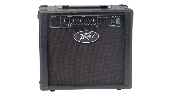 Peavey Solo 12W Transtube Electric Guitar Amp Review