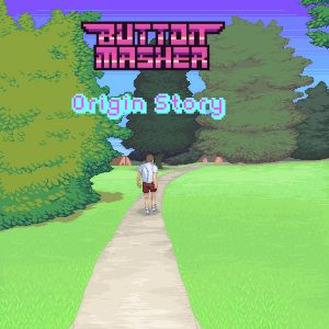 Button Masher album cover for