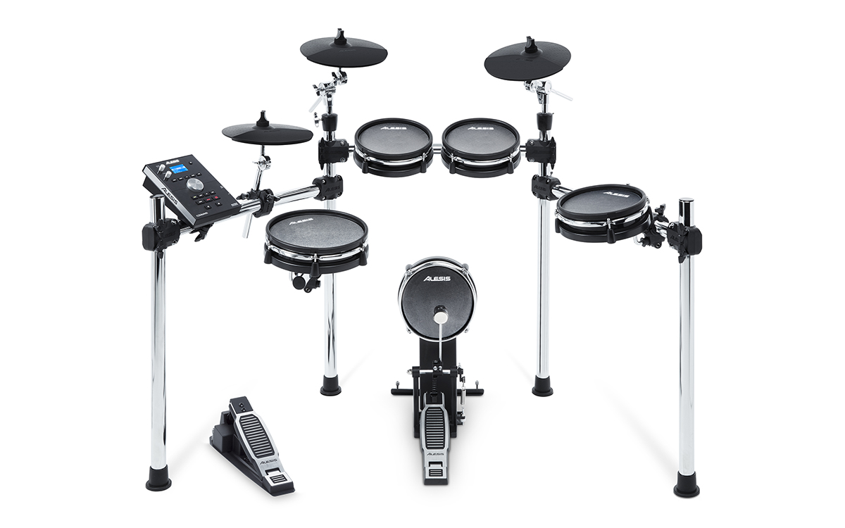Alesis Command Mesh Electronic Drumkit Review