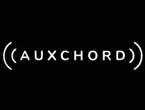 Aux Chord logo, an online music venue