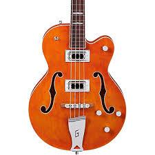 Gretsch Electromatic Hollow Body Bass Guitar