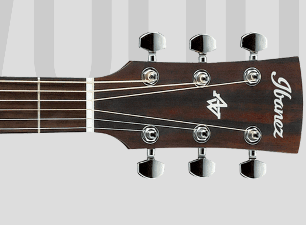 Ibanez AW54CE Review