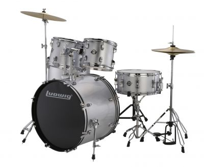 Ludwig Accent Drumset Review