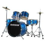 Ludwig Jr Drumset Review