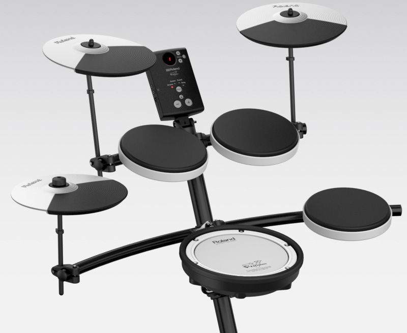 Roland TD1KV Electronic Drumkit Review