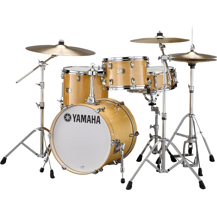 Yamaha Stage Custom Bop Drumset Review