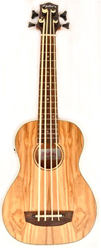 Hadean 23/24 Ukulele Bass Review
