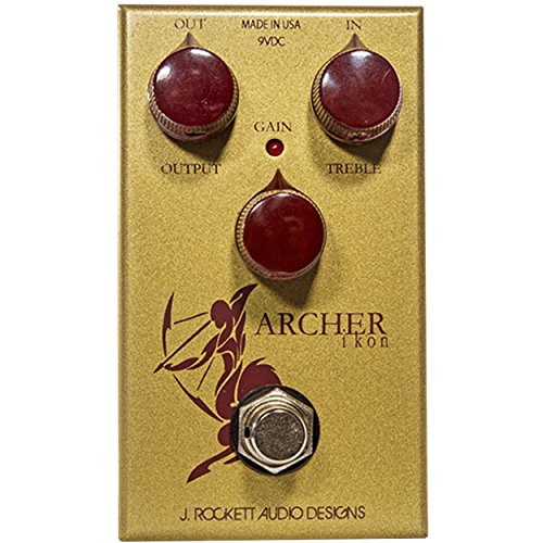 J. Rockett Archer Ikon Overdrive Pedal Review