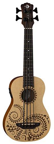 Luna Tat Ukulele Bass Review