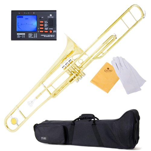 Mendini MTB-40 Trombone Review