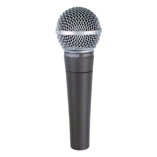 Shure SM58-CN Dynamic Cardioid Vocal Microphone Review