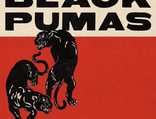 Black Pumas album cover deluxe edition