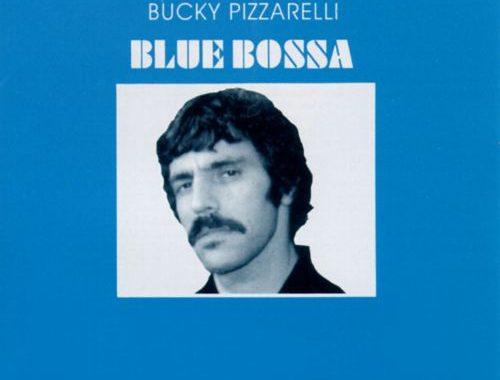 Eddie Daniels' album cover for Blue Bossa